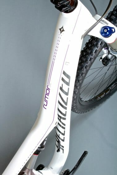 """Low enough standover height for a bike with 29"""" wheels is a tall challenge."""