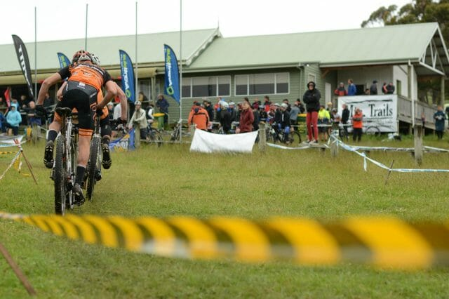 The pairs format for stage racing added a nice dynamic to the event.
