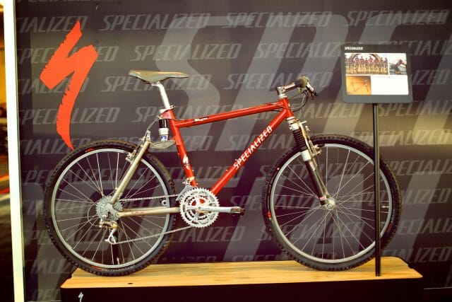 Specialized Vintage FSR 8
