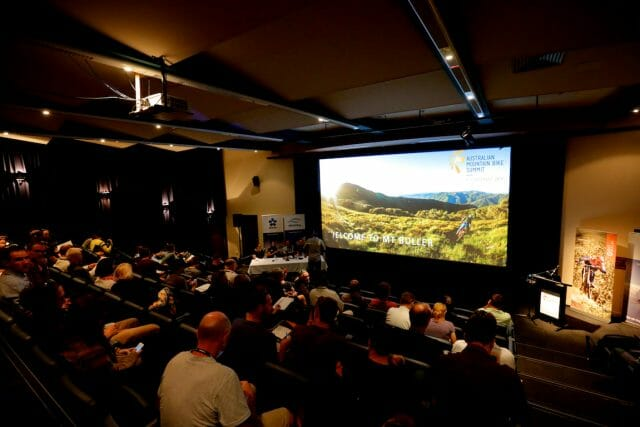 The launch of the Australian Alpine Epic Trail coincided with the inaugural Mountain Bike summit. Like the G20 Summit, but more focussed on mountain biking... Trail advocacy, event management, industry, media, land management and networking all went down in a fine gathering of the key playing in the MTB community.