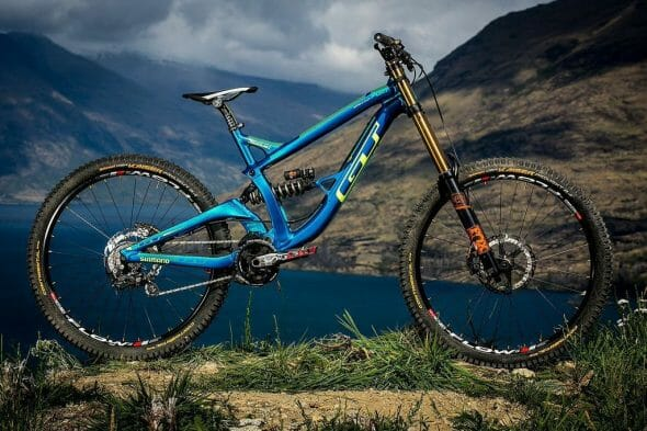 Will this be the bike that takes out the women's overall?