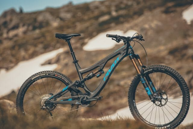 The Pivot Firebird represents the evolution of the ultra capable, long travel trail bike.