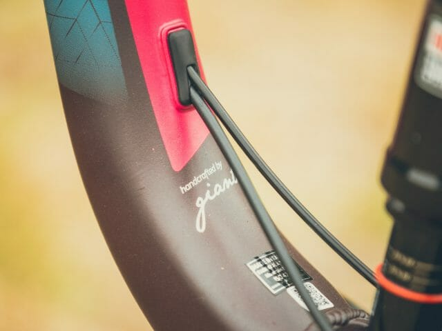 Liv Bicycles might be made by Giant, but the finished product is very different.
