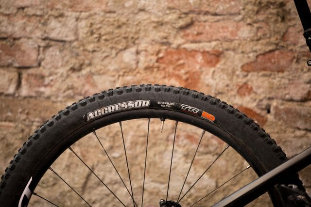 We experienced no punctures testing Maxxis' Double Down range.