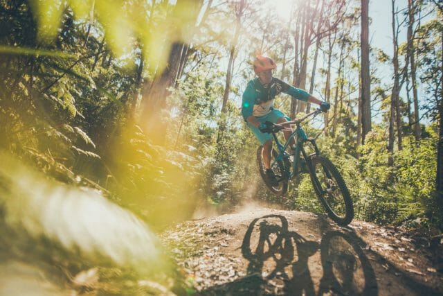 Turns out Joel and Garth are complete shredders, coming from Rockhampton their technical trail game is strong!