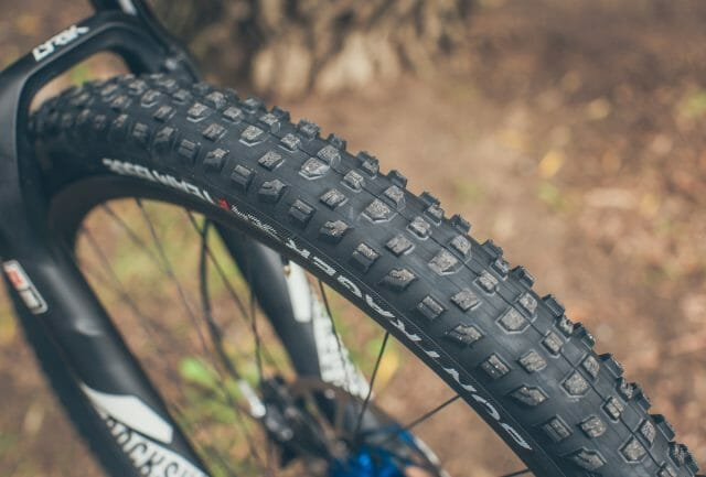The rolling resistance of the SE4/5 is exceptional.