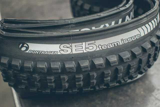 Bontrager's SE line is more aggressive than the XR range we've rated highly in the past.