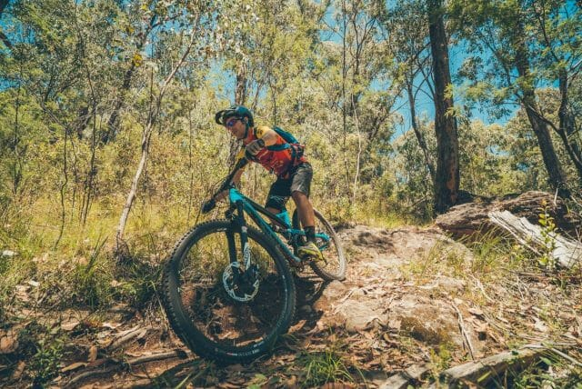 Rocky, loose, unforgiving! If you're having a bad day on Mt Beauty's trails, you're going to have a lie down or two. But when you're riding well, these trails make you feel like a ninja!