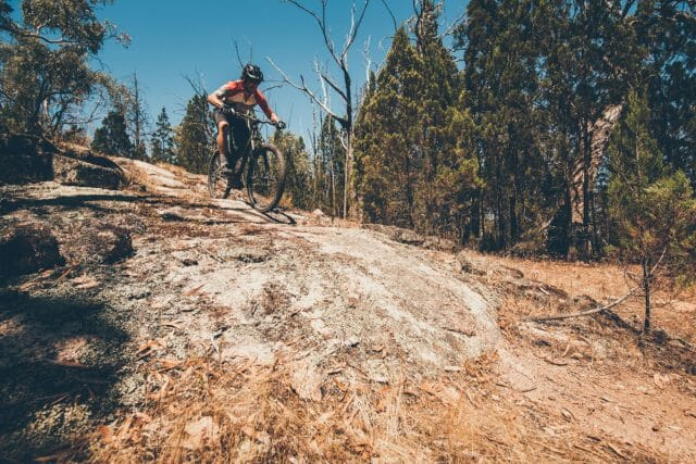 Away from the mountain bike park, there are loads of other trails to discover. Grab a local to unearth some gold.