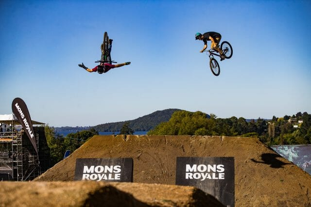 With time bonuses on offer for tricks, Dual Speed and Style sees some interesting match ups.