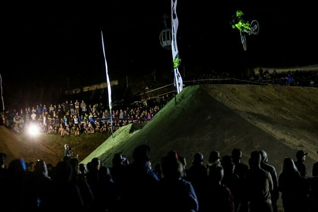 Riders turned it on in front of a huge crowd at the Whip-Offs.