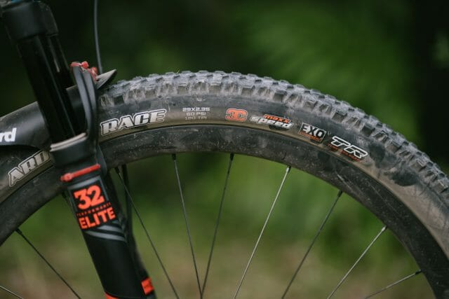 maxxis ardent race fox 32 sc roval control carbon