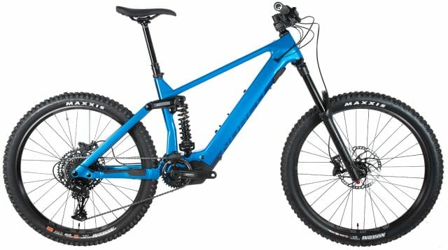 2020 norco range vlt electric mountain bike e-mtb