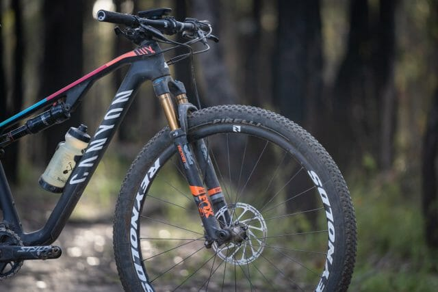 2020 fox 32 sc step-cast factory series fork fit4 canyon lux