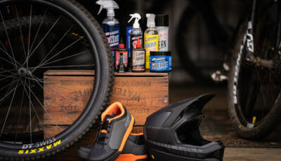 flow's fresh produce dt swiss exc 1200 bluegrass eagle helmet full face ride concepts flat pedal shoes maxima lubricant