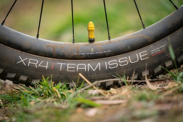 bontrager xr4 team issue 29x2.6in tyre curve dirt hoops