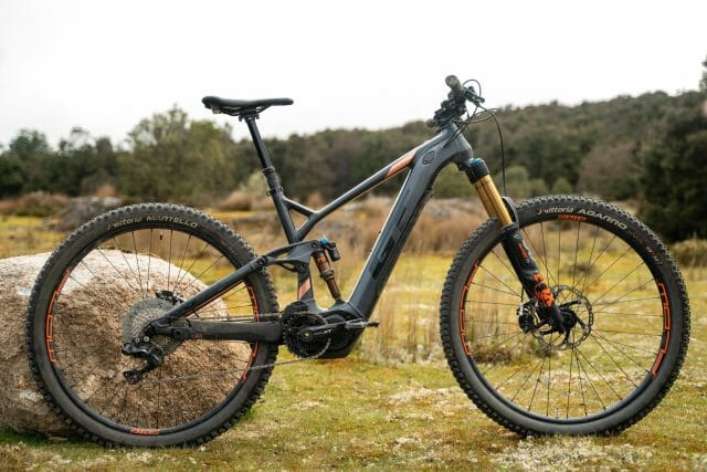 gt e-force e-mtb hans rey