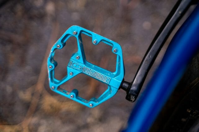 gt force hans rey crank brothers stamp flat pedals