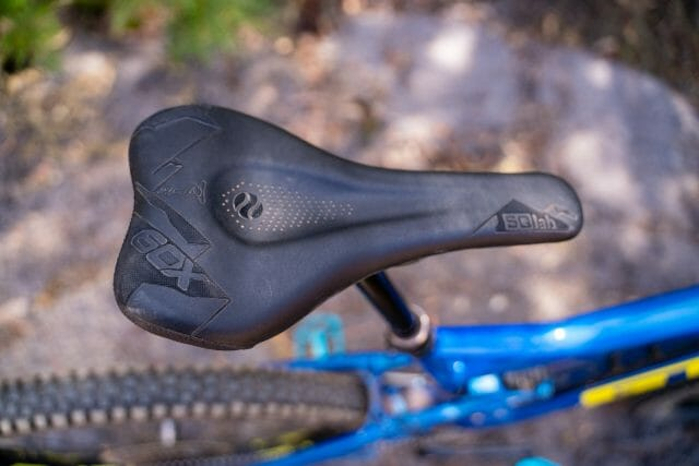 gt force hans rey sq labs saddle