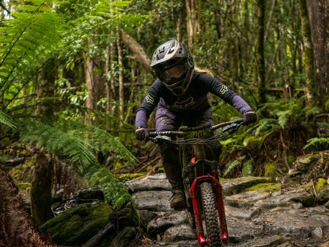 maydena ews enduro racing