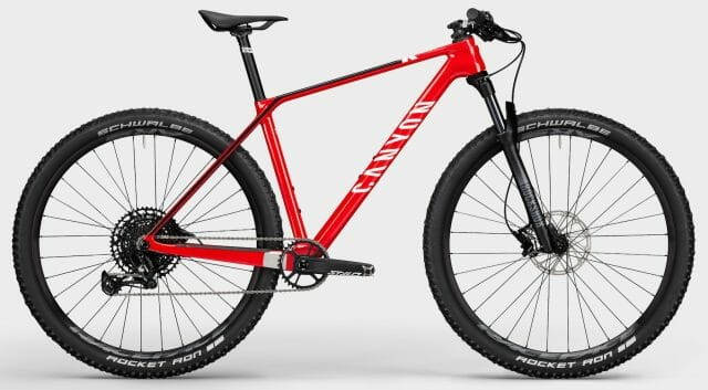 2021 canyon exceed cf 5