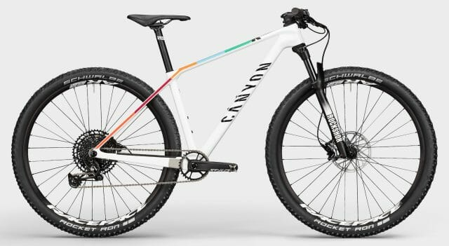2021 canyon exceed cf 5 wmn