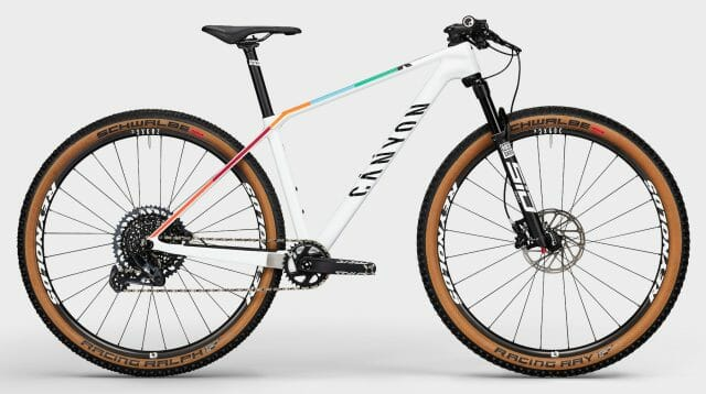 2021 canyon exceed wmn cf7