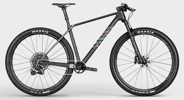 2021 canyon exceed cfr ltd