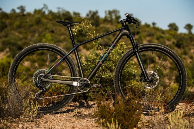2021 canyon exceed cfr ltd hardtail