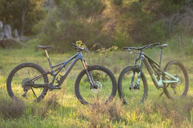 2021 specialized stumpjumper vs stumpjumper evo