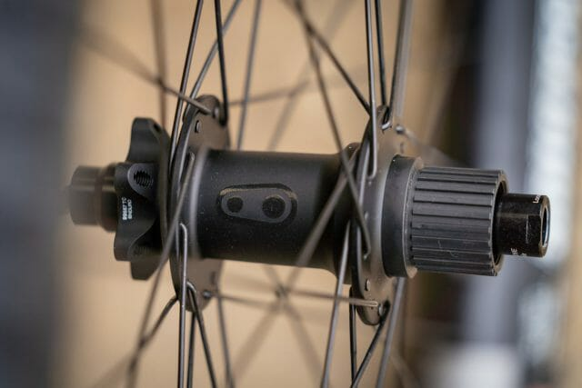 crank brothers synthesis alloy wheelset