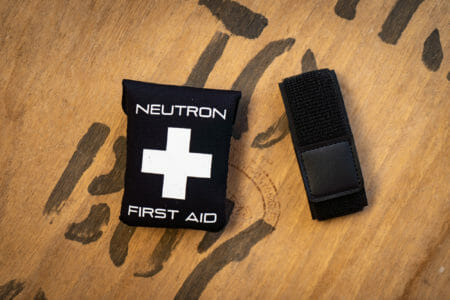 neutron components first aid kit