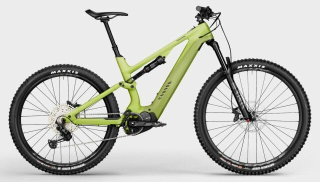 2021 canyon spectral:on cf 6 emtb