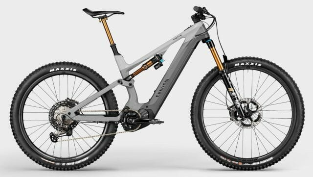 2021 canyon spectral:on cf 9 emtb