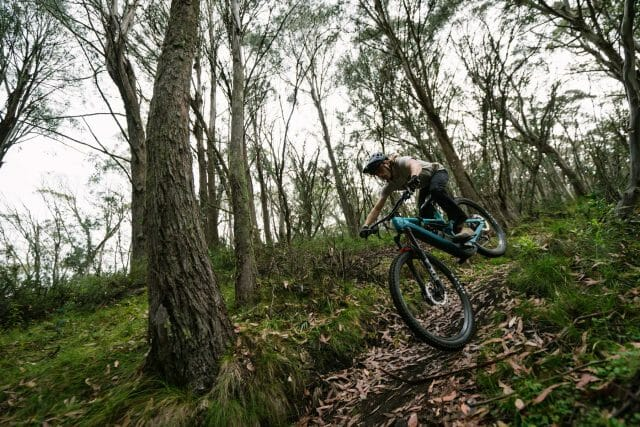 canyon spectral:on shimano ep8 mt buller