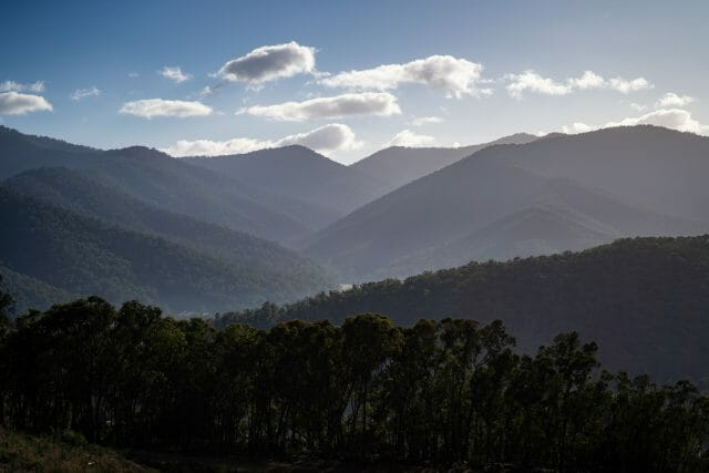 bright victorian high country