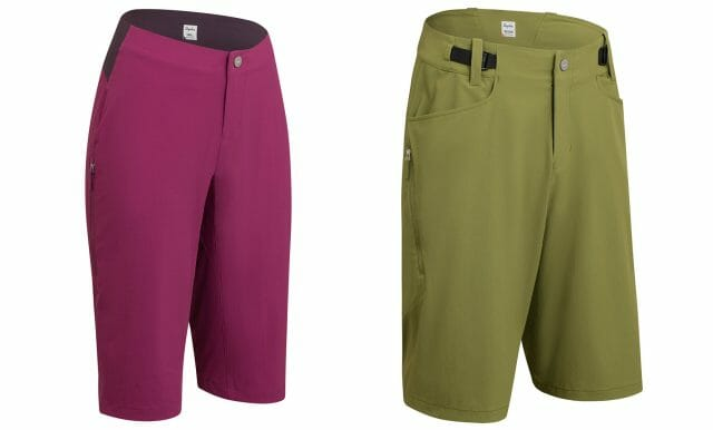 Men's and Women's Rapha Trail Shorts