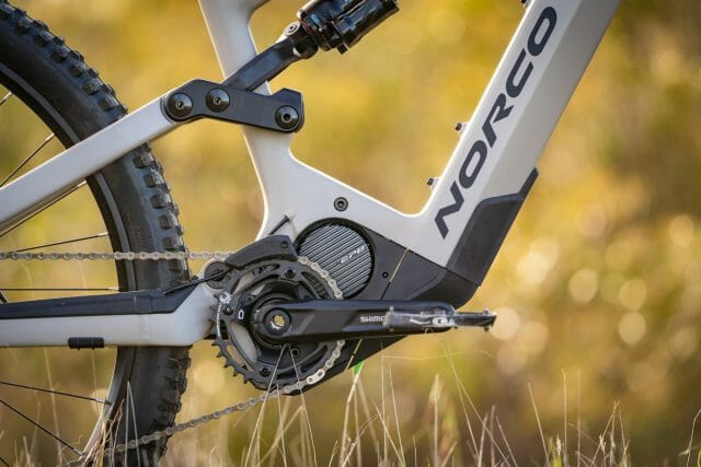 2022 norco sight vlt emtb electric shimano ep8