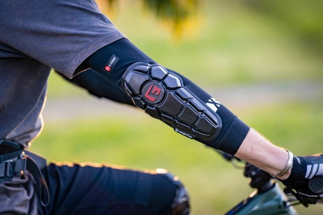 g-form pro-x3 elbow pads guards protection armour